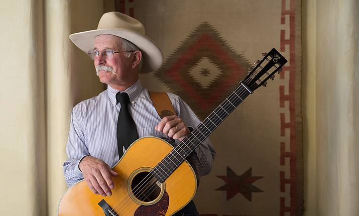 Dave Stamey returns to Prescott for a concert at the Elks Theatre and Performing Arts Center Friday, May 18, with some new songs he's putting in a new album. (Patty Wands/Courtesy)
