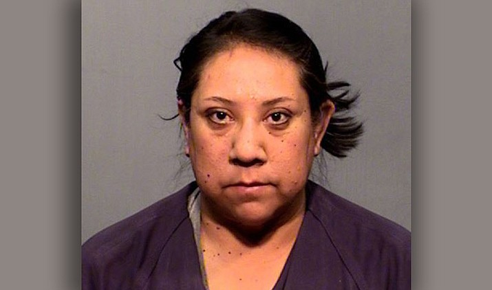Karis Begaye (Coconino County Sheriff's Office)