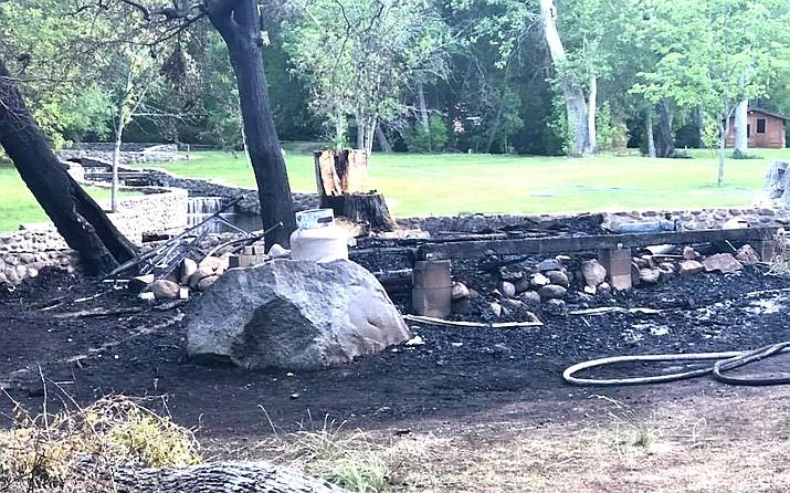 Photo courtesy Sedona Fire District