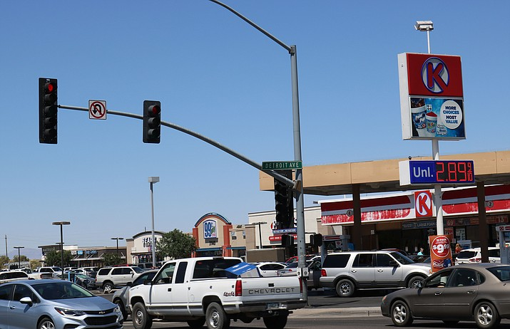 Kingman residents won't have to worry about red light cameras taking pictures at the Stockton Hill Road and Detroit Avenue intersection, or any other intersection.