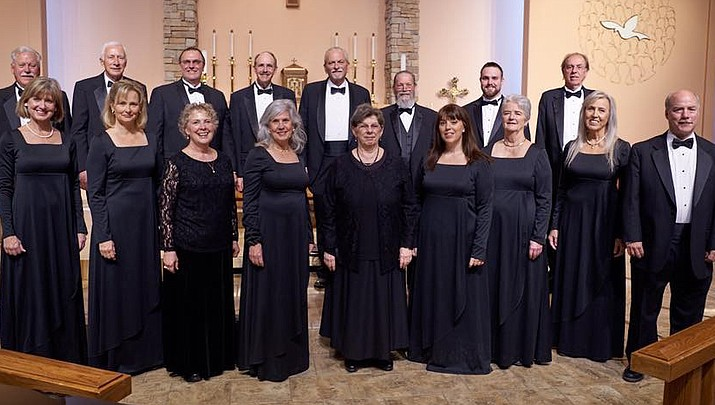 Camerata singers perform spirituals, American folk songs on Saturday