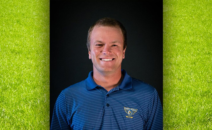 Matt Andrews, Embry-Riddle Golf