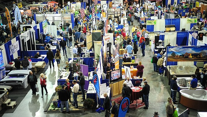 40th annual Home & Garden show is Friday, Saturday and Sunday, May 18-20