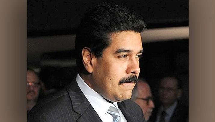 President Nicolas Maduro (Fabio Rodrigues Pozzebom)