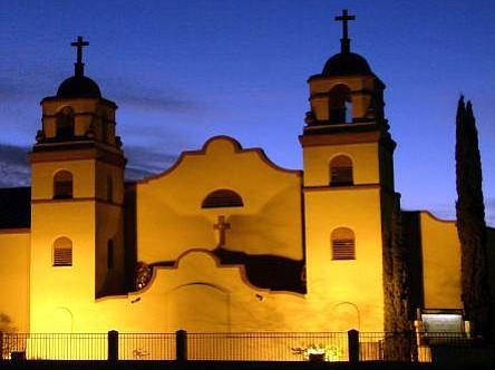 Santa Ana Catholic Church, 400 S Ruby St., Deming, New Mexico (Courtesy/Santa Ana Catholic Church)