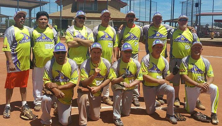 Kingman Senior Softball team wins tourney