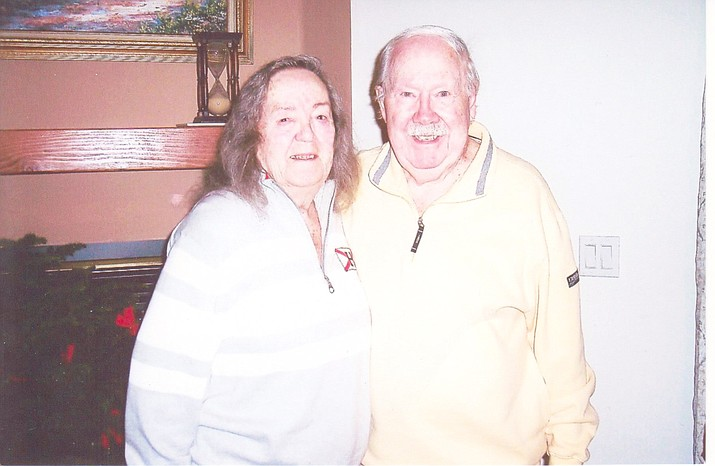 John H. and Dolores H. Stark have been married 67 years May 5.