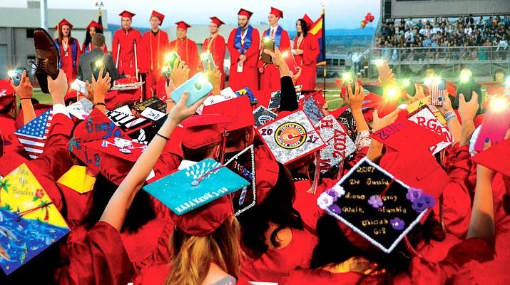 MUHS graduation file photos by Vyto Starinskas