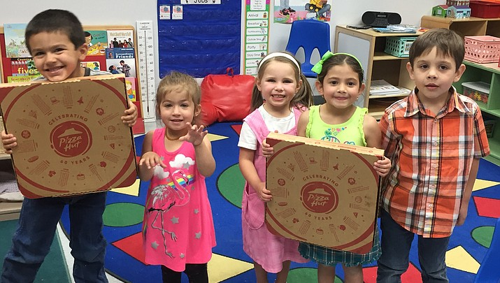 Chino Valley Head Start says thank you