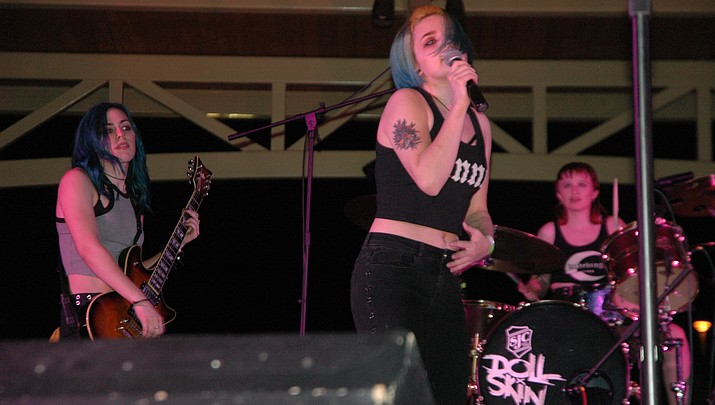 Prescott Valley Music Festival starts small, but definitely energetic