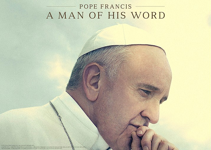Pope Francis embarks on a personal journey to present in a documentary film his work of reform and to answer today's global questions -- from his deep concern for the poor and wealth inequality to his involvement in environmental issues, social justice and calls for peace.