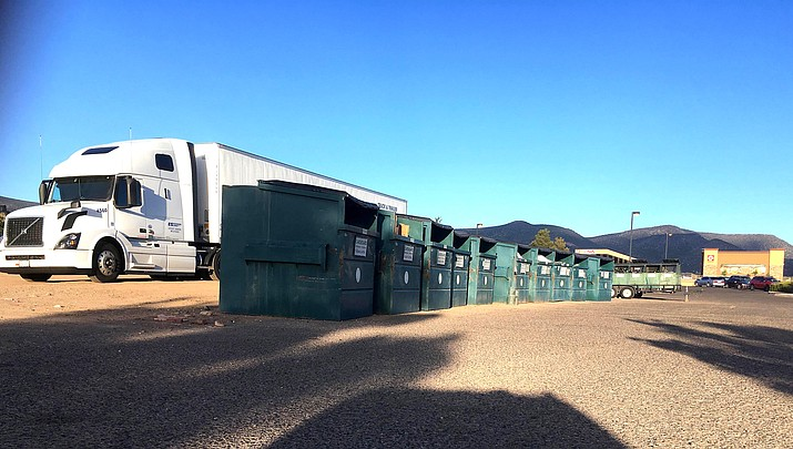 Sedona Recycles to remove bins in Camp Verde June 1
