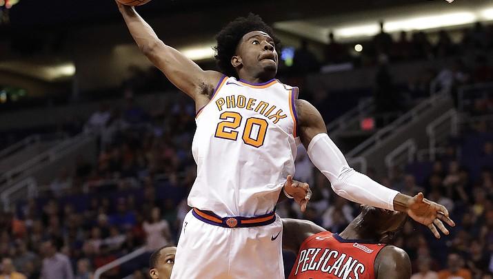 Suns' Josh Jackson named NBA All-Rookie 2nd teamer