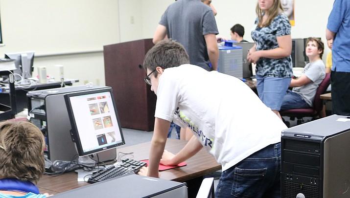 Calling tech-interested teens