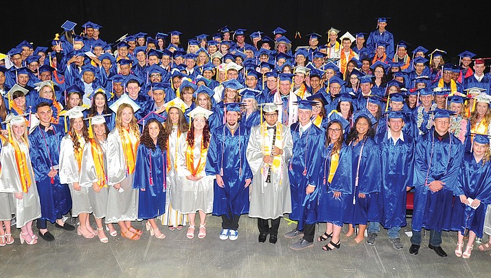 Chino Valley High School Commencement 2018