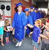 Prescott High's senior tour, a significant moment photo