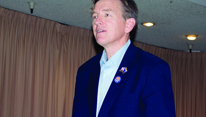 Should Gosar keep his promise to relocate to Prescott?