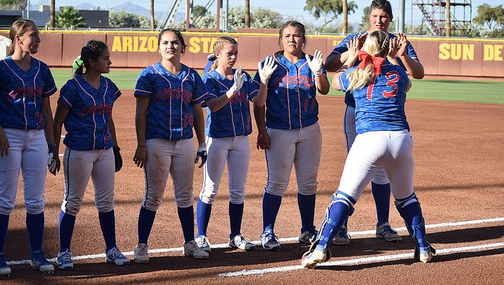 Nine Camp Verde softball players earn Central Region recognition