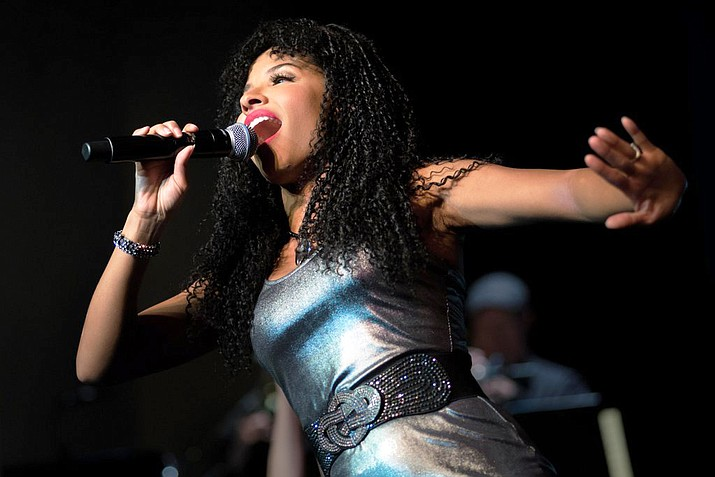Crystal Starks performs the music of Donna Summer in a show at 7 p.m. Saturday, May 26, 2018, at the Elks Theatre and Performing Arts Center, 17 E. Gurley St., Prescott. (Courtesy)