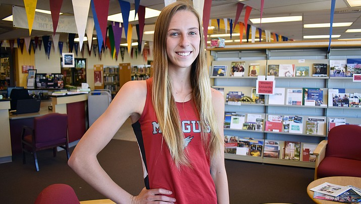 Mingus Union athletes of the year: DeVore qualified for State in eight track events plus cross country