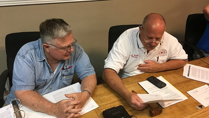 NACFD board removes fire chief; allegations abound
