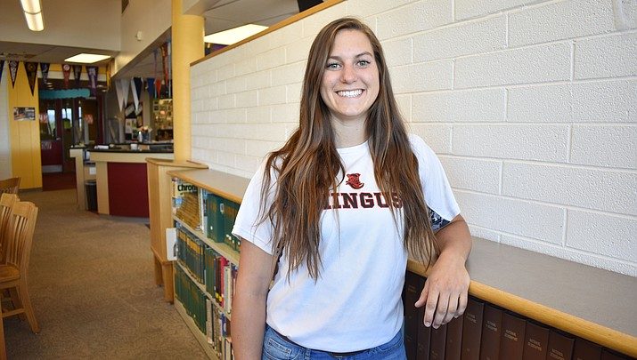 Mingus Union athletes of the year: After transferring from Sedona, Zielinski led three teams