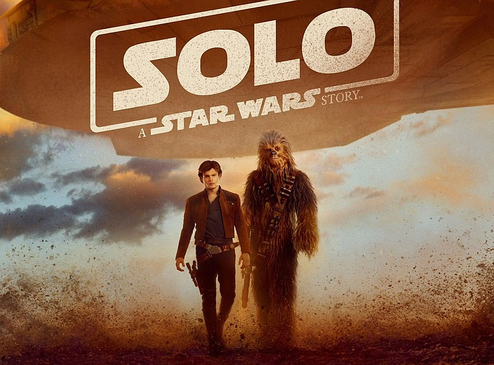 SOLO: A STAR WARS STORY – Through a series of daring escapades, young Han Solo meets his future co-pilot Chewbacca and encounters the notorious gambler Lando Calrissian