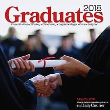 Graduates 2018 photo
