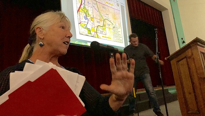 Arizona Eco's 3,300-home proposed development draws more public outcry