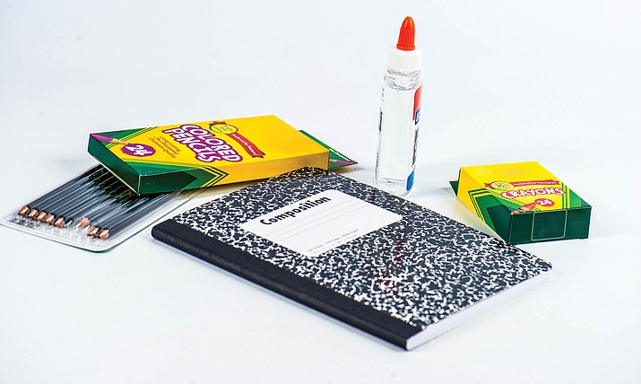 For some 15 years, the Coalition for Compassion and Justice has collected and distributed donations of school supplies to students from low-income families from throughout the region. (MetroGraphics)