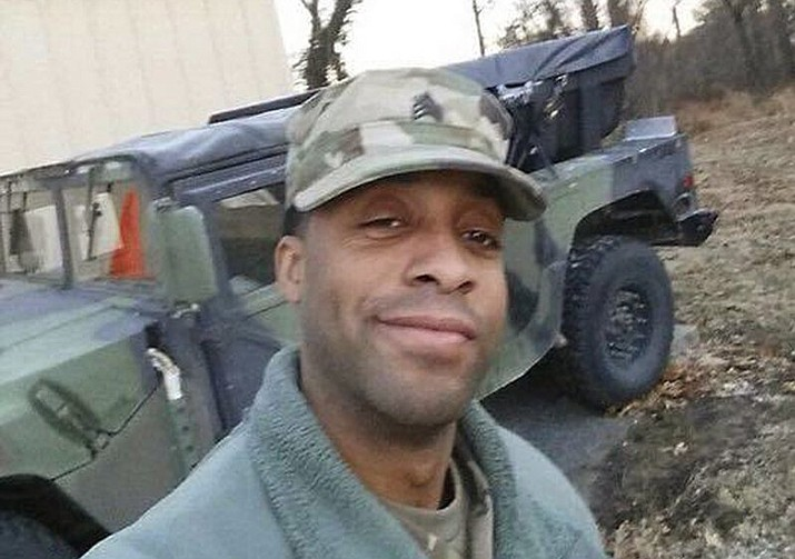 This undated photo provided by Howard County Police Department shows Eddison Alexander Hermond, who was reported missing Sunday, May 27, 2018, following torrential rains and flash flooding in Ellicott City, Md. Searchers scouring the Patapsco River near the historic town said Tuesday, May 29, that they have found Hermond's body. (Howard County Police Department via AP)