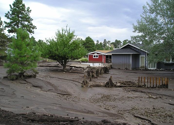 Coconino County Flood Control District will now be levying taxes on all properties within the county.