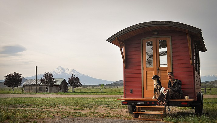 The Don Vardo Tiny House Design Pictured Above Is Built On A 12 Foot