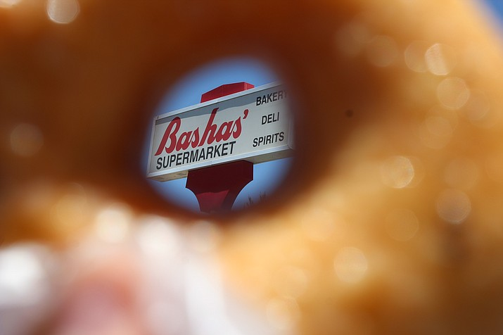 Bashas' Supermarket has announced the chain's winning donut flavors. (Photo by Vanessa Espinoza/Daily Miner)