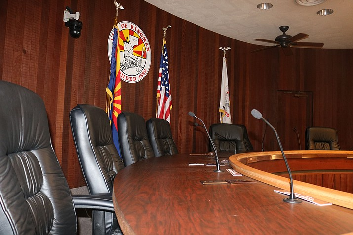 What's next for Kingman City Council? Only two candidates submitted petitions and three Council seats are vacant. (Travis Rains)