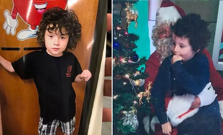 Eight-year-old Jeremy Duncan, who has autism, was last seen at approximately 8 a.m. Saturday, June 2, 2018 at 584 Silver Lane in Bullhead City, Arizona. (Bullhead City Police Department)