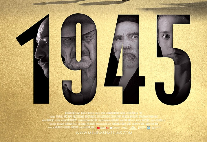 """1945"" is based on the short story ""Homecoming"" by Gábor T. Szántó. The film is getting rave reviews with enthusiastic, high praise from critics and audiences around the world."