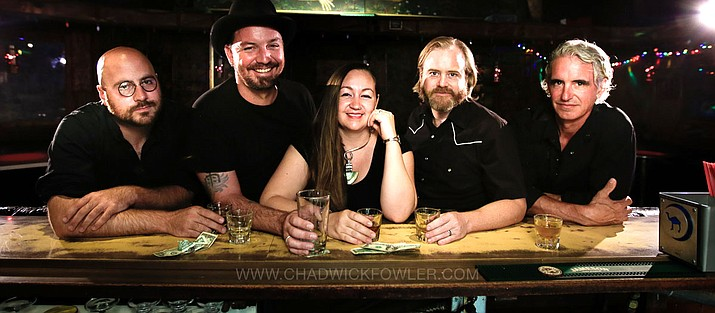 "Over the past seven years, the Sugar Thieves have independently produced and released five albums, and have won the Phoenix Blues Society's ""Arizona State Blues Showdown"" three times."