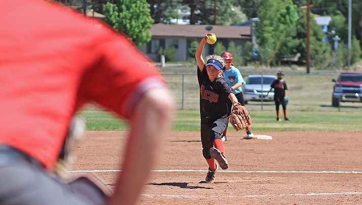 Taking a swing:  Williams softball places second at Tournament of Champions