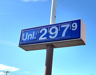Gas Prices In Arizona >> Gas Prices Spike 5 Cents Arizona Averages 3 08 Williams