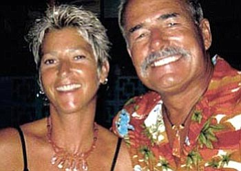 Jackie and Tom Hawks were murdered in 2004 for their yacht. (Courtesy)