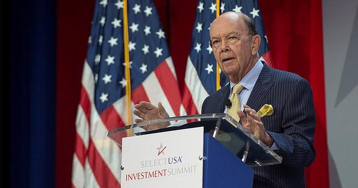 U.S. Commerce Secretary Wilbur Ross (Photo courtesy of commerce.gov)