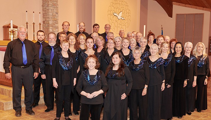 The Prescott Chorale is putting on a concert at 2:30 p.m. Saturday, June 9, before going on an overseas tour. (Tom Agostino/Courtesy)