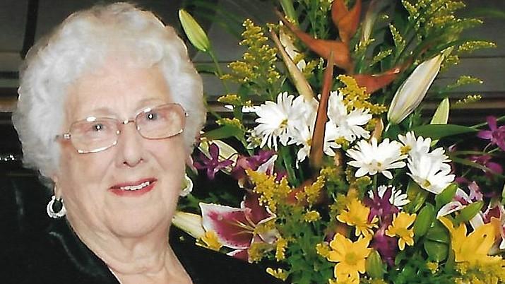 Donna Patricia Barr