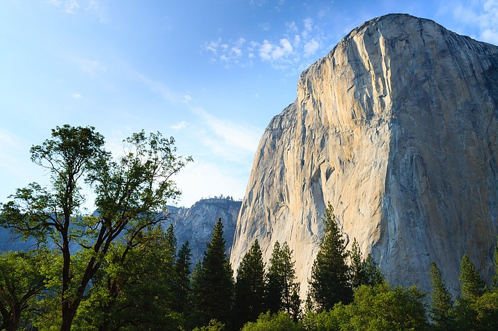 Alex Honnold and Tommy Caldwell reached the top of El Capitan, the most celebrated slab of granite on Earth, in less than two hours, breaking a barrier compared to the four-minute mile. (Adobe Images)