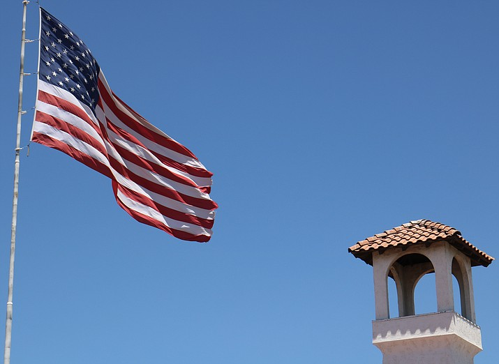 Residents of Kingman and surrounding areas will have the chance to learn more about Flag Day, and the importance of observing the adoption of Old Glory at a proclamation reading at 10 a.m. Tuesday at the Mohave County Fairgrounds, 2600 Fairgrounds, Ave. (Photo by Travis Rains/Daily Miner)