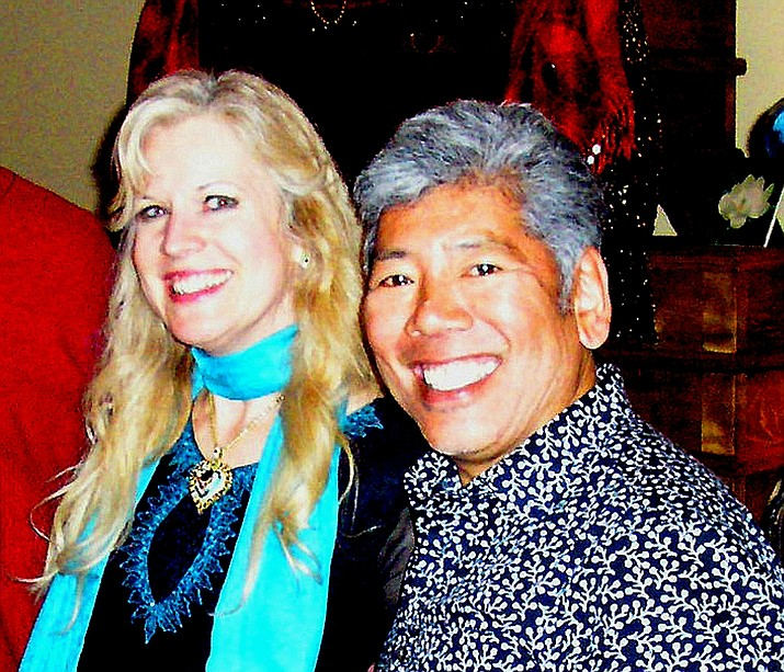 "Susannah & Patrick Ki play most Sunday ""Brunch Grooves"" at Steakhouse 89 in W. Sedona 11 a.m. -2 p.m. Photo by Al Comello."