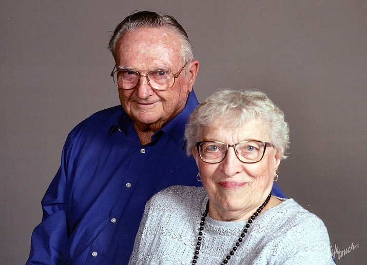John and Donna Cuthbert of Chino Valley