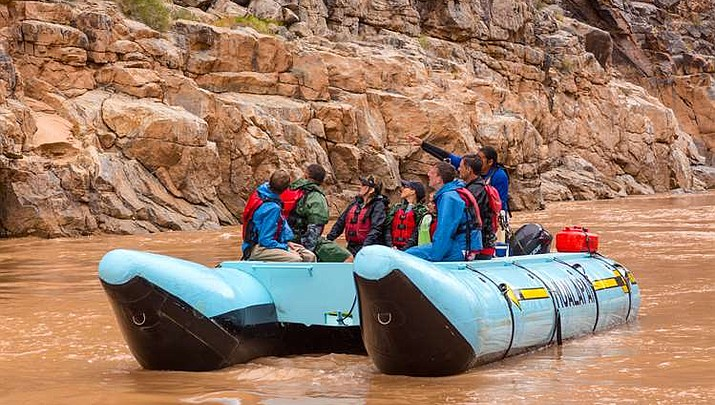 Hualapai Nation allows camping  permits for river runners