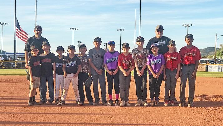 Baseball: All-Stars prepare for tourney